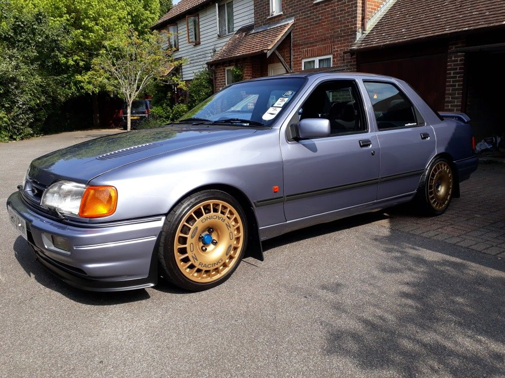 Sapphire Cosworth Compomotive Th Ford Rs Ford Sierra Modified Cars