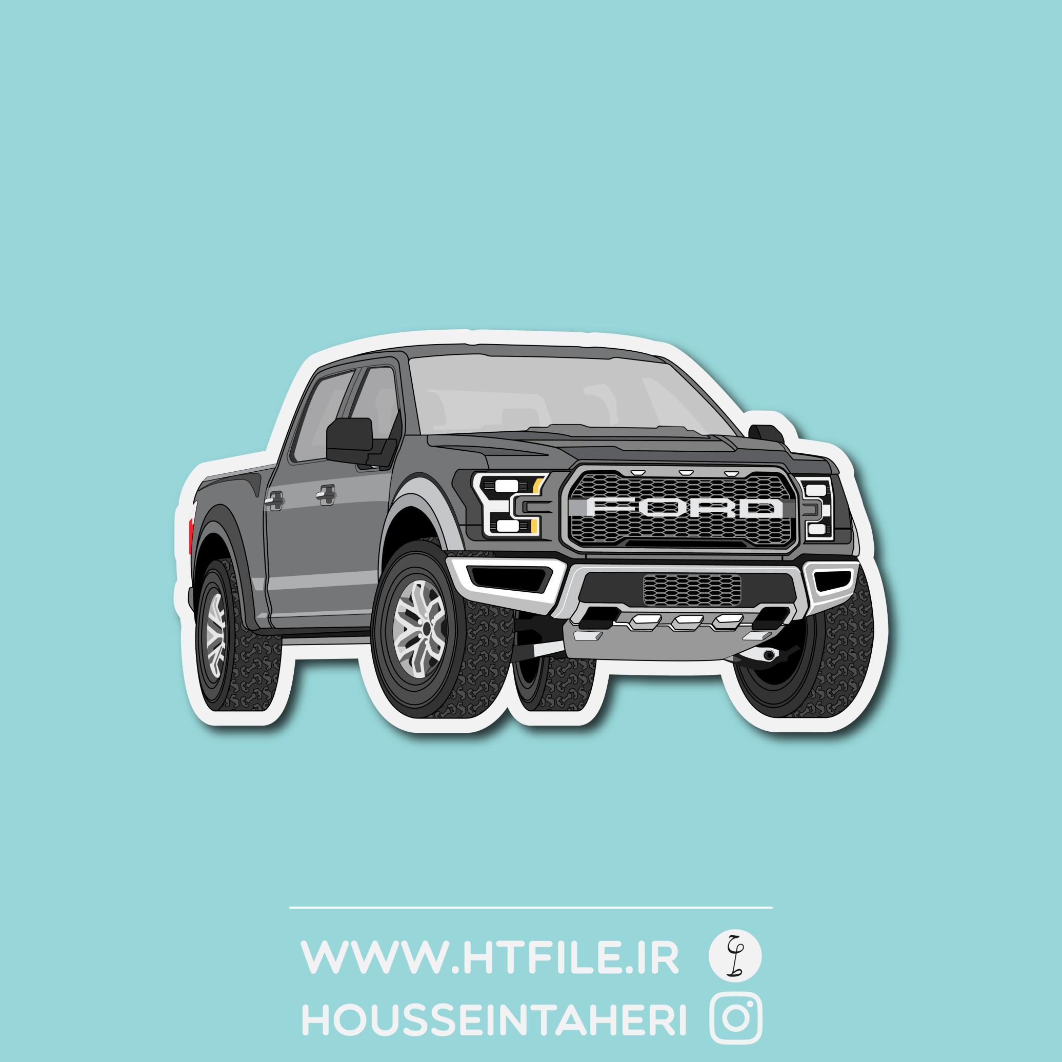 ماشین فورد Ford F 150 Raptor Off Road Trucks Www Htfile Ir In 2020 Offroad Trucks Ford F150 Offroad