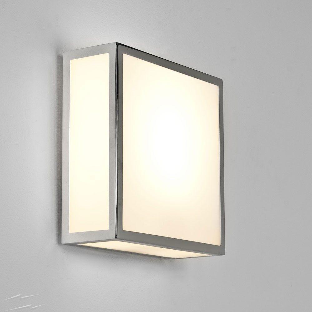 Mashiko 200 Square Bathroom Light In