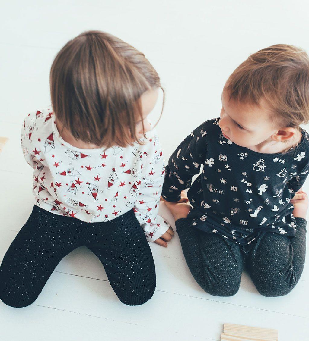 Image 1 of CHRISTMAS MOTIF TOP from Zara | Kids fashion ...