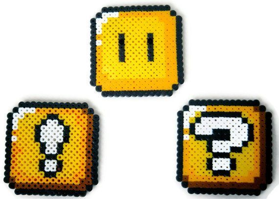 Image result for perler pow switch boxes