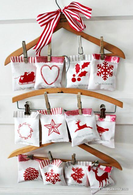 12 Days Of Christmas Day 12 Advent Calendar Christmas Diy Cozy Christmas Advent