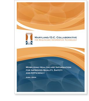 MarylandDc Collaborative For Information Technology Report Cover