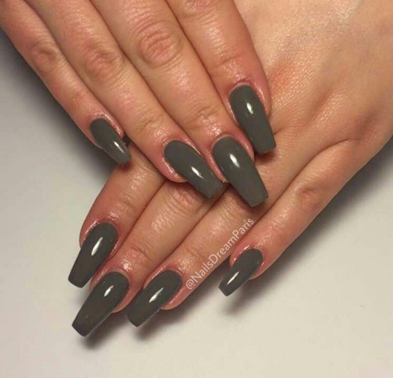 Kaki nails nails Manucure kaki, Ongles vernis et Ongles