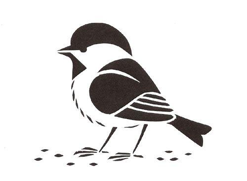 classic stencilletta paper cutting blog cricut gypsy pinterest oiseaux dessin et pochoir. Black Bedroom Furniture Sets. Home Design Ideas
