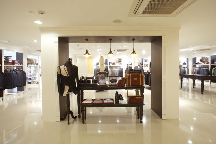 visual merchandising store design and store layout at allen solly Merchandising study the merchandising strategy of a retail store----- brand factory (belighata,kolkata) brand factory: brand factory on 16 th july 2011 pantaloon retail india limited has opened second brand factory store in kolkata at beleghata.