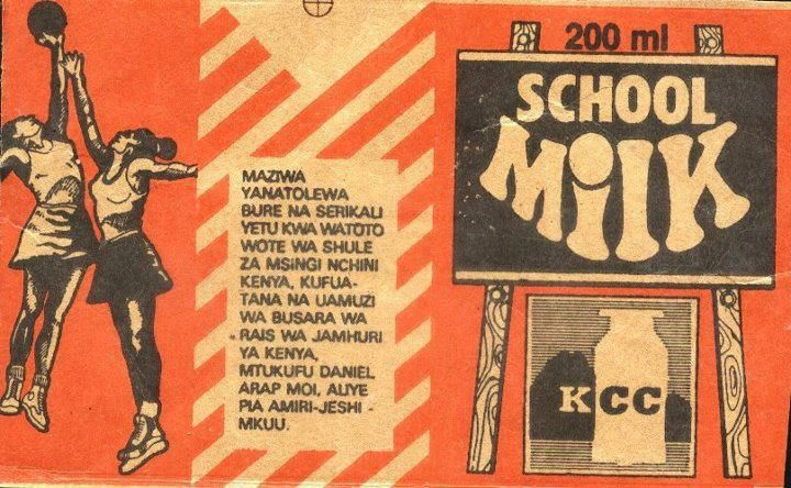 Moi S Legacy Of Free School Milk Of The 1980s