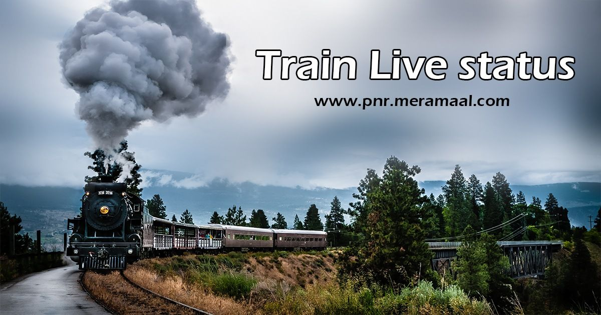 Get your Train whereabouts Online! The Simplest and fastest way to spot the train timings and running status at mobile friendly website meramaal.com. Visit : https://www.pnr.meramaal.com/
