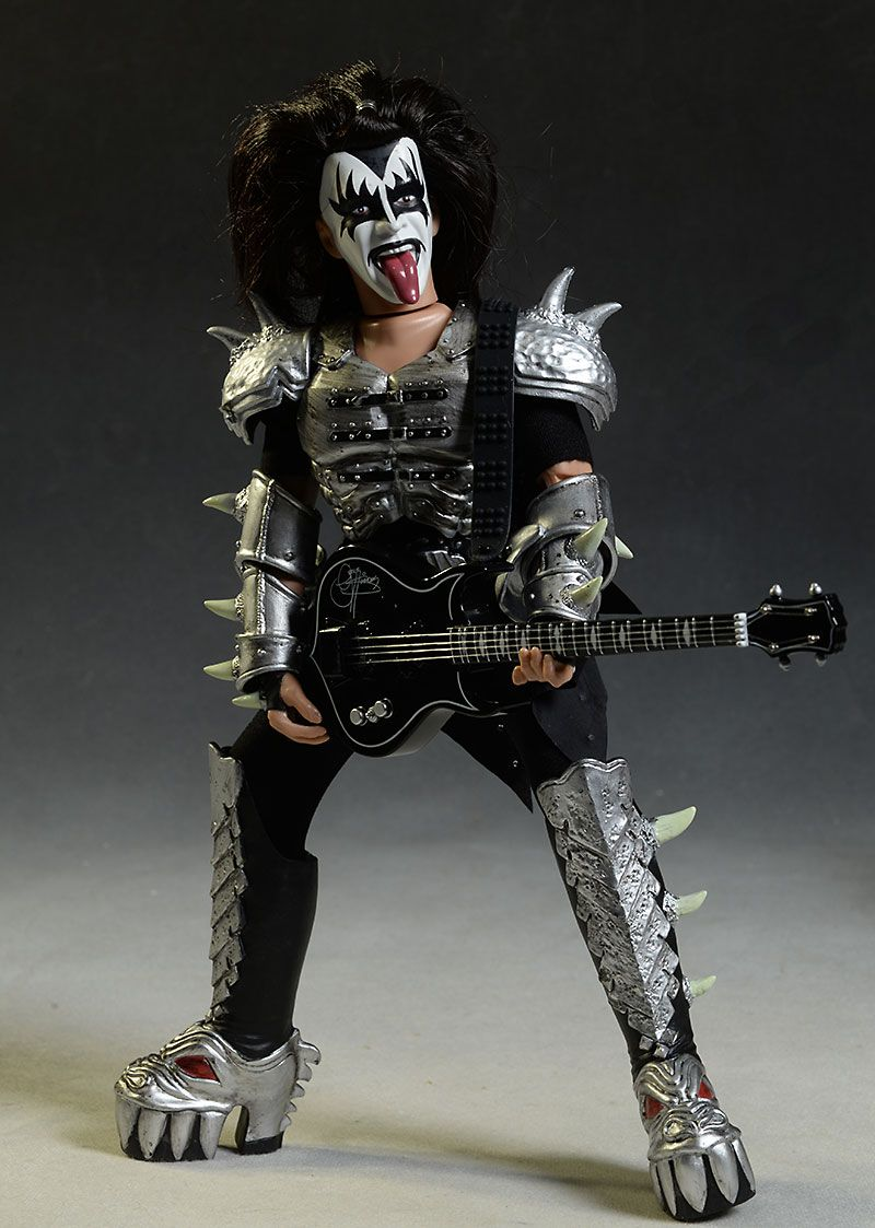 Figures Toy Kiss The Demon Monster Action Figures With Images