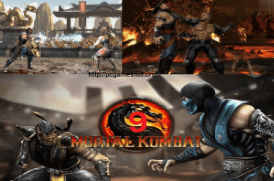 Mortal Kombat 9 Pc Download Free Full Version Game