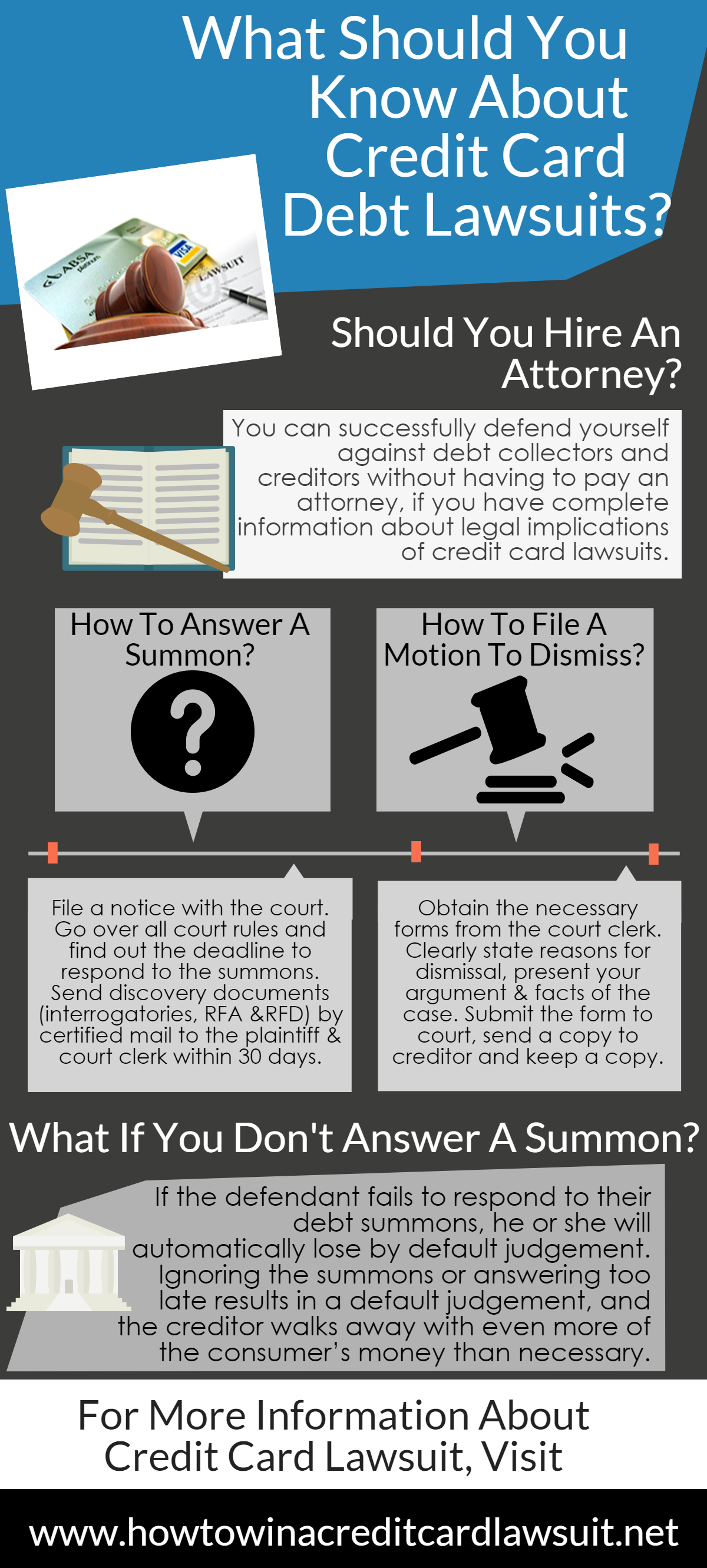 Sample Answer To Summons Answers Credit Card Getting Things Done