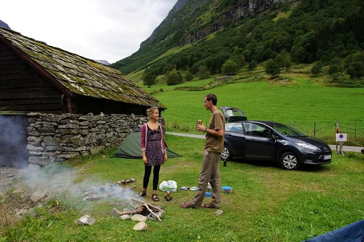 camping in norway - Google Search