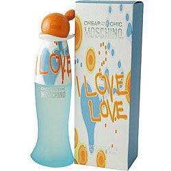 @Overstock - I Love Love scent is created by MoschinoWomen's fragrance has notes of lemon, orange, red currant, grapefruit, bulrushes, lily-of-the-valley, cinnamon leaves, tea rose, musk and moreEDT spray is available in a 1.7-ounce sizehttp://www.overstock.com/Health-Beauty/Moschino-I-Love-Love-Womens-1.7-oz-Eau-de-Toilette-Spray/4362262/product.html?CID=214117 $29.99