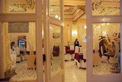 Uno de los restaurante del Hotel Plaza