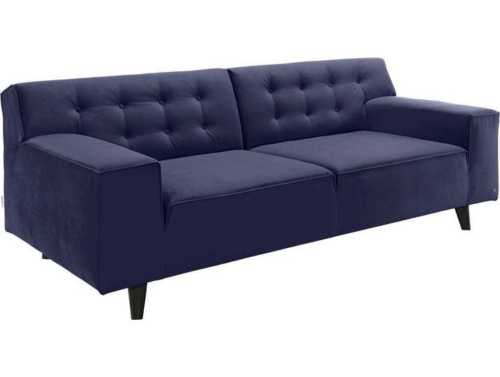 Tom Tailor 2 5 Sitzer Sofa Blau 206cm Nordic Chic In 2020 Sofa Furniture Home Decor