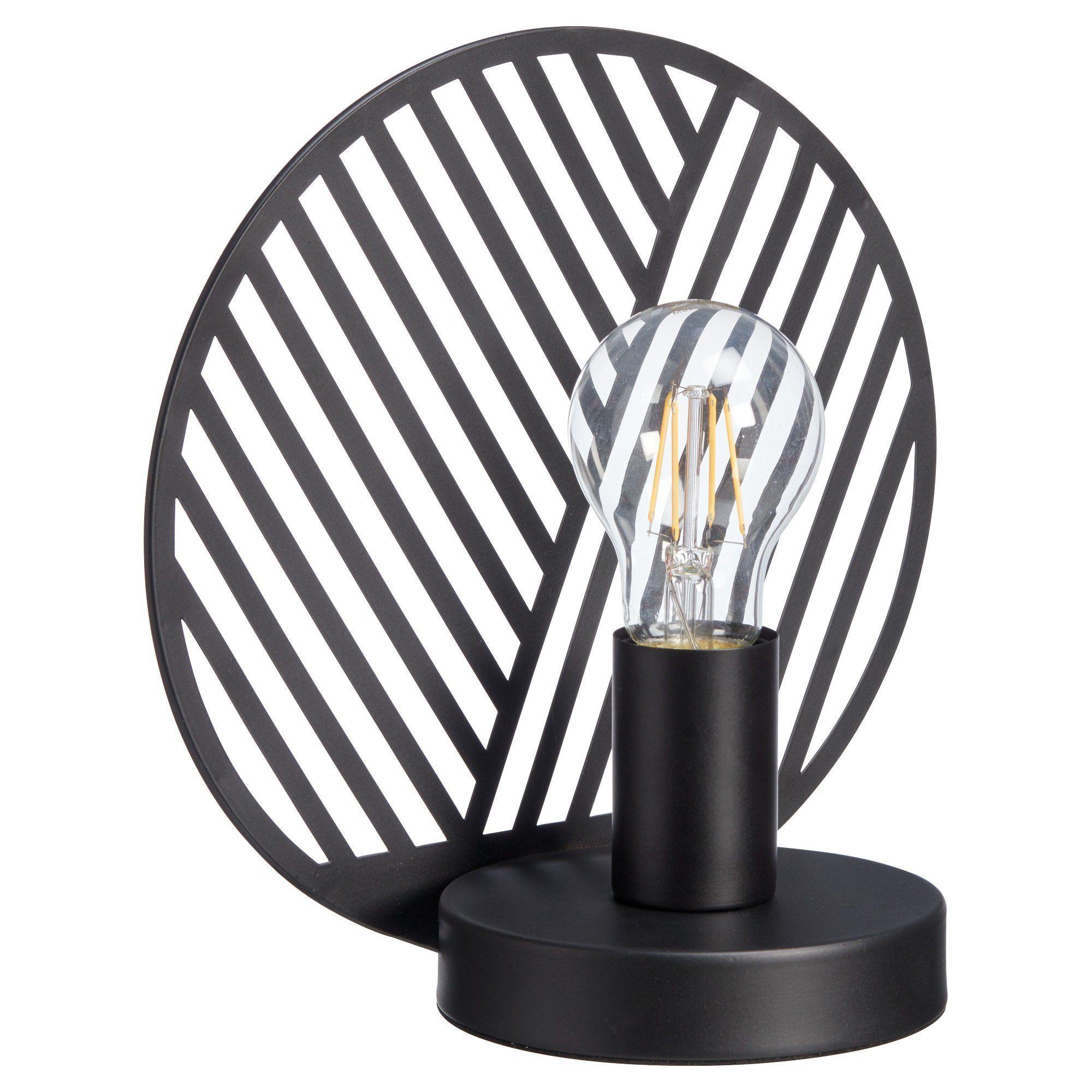 Tafellamp Soran Zwart Kwantum Home Appliances Interior