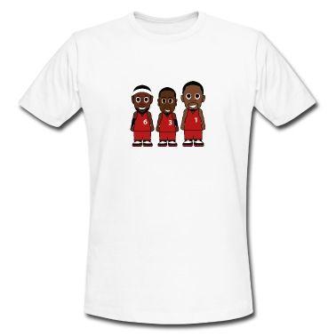 steh hinter deinem basketball team und bekenne farbe, egal ob zu hause oder auf dem platz. hangtime mit dem miami shirt. Auf gehts zur nächsten Meisterschaft.