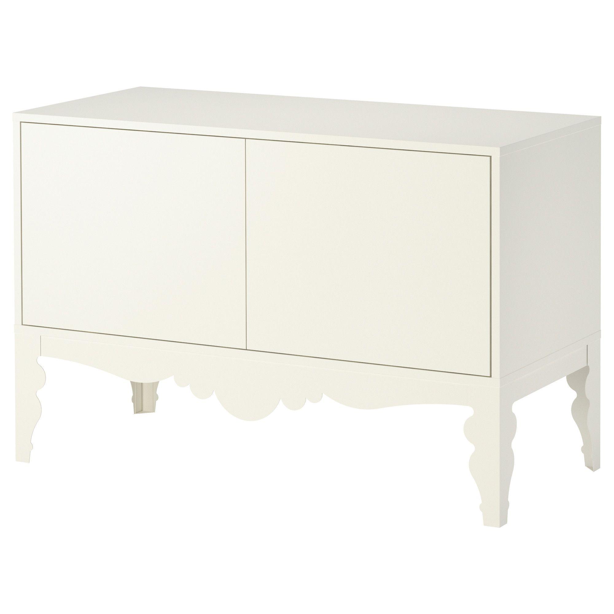 Ikea Witte Ladekast.Trollsta Buffet Wit Ikea White Products