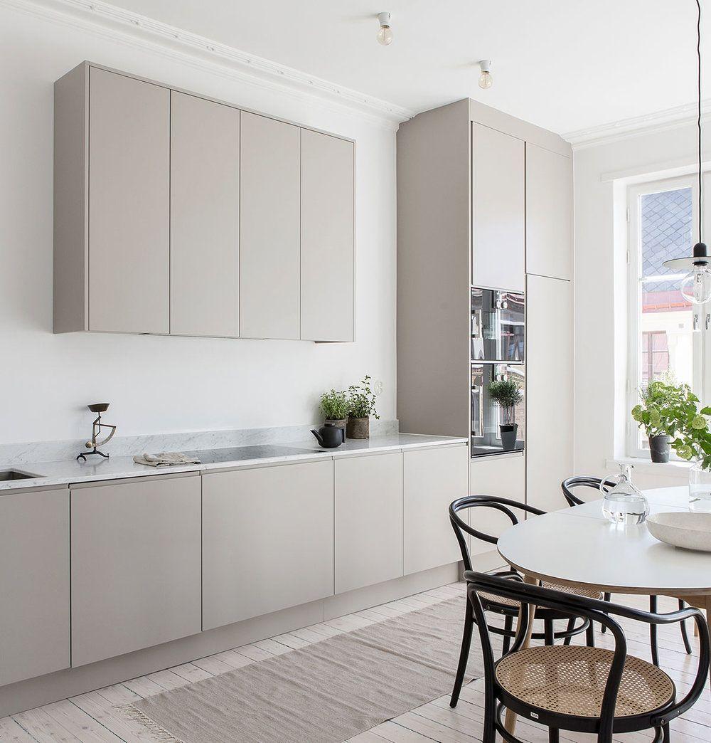 Photo of Platsbyggda skandinaviska designkök – Nordiska Kök # ispirazione cucina Piatti …