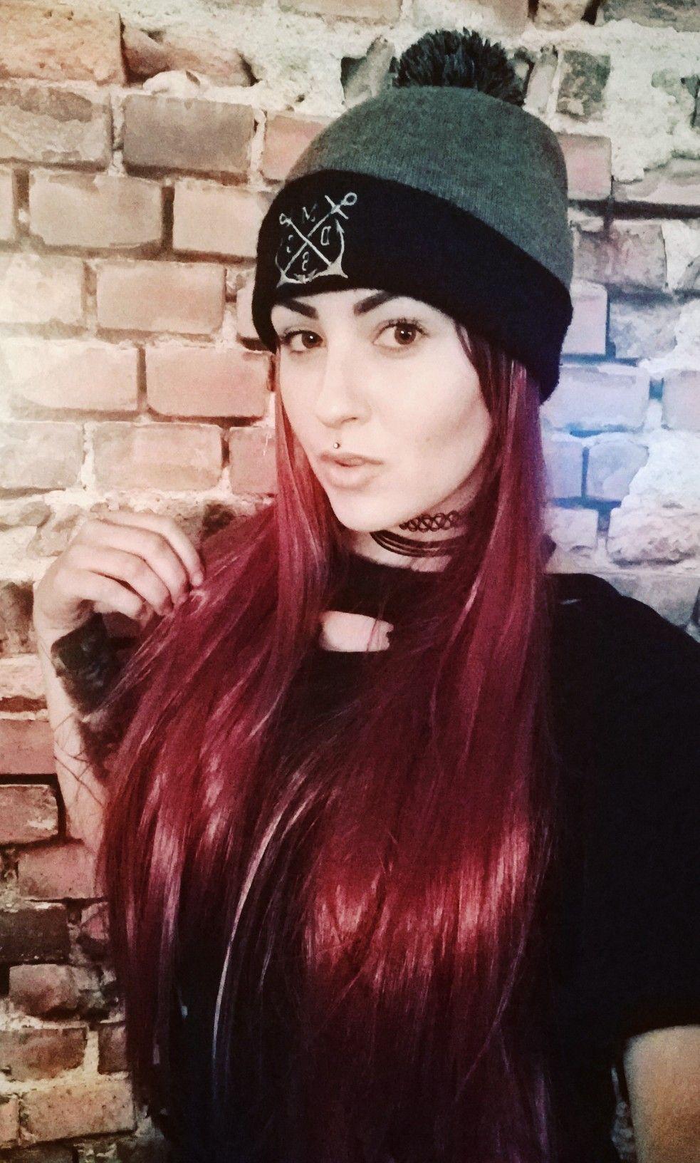 Instagram @fitandunique #redhead #redhair #red #hair