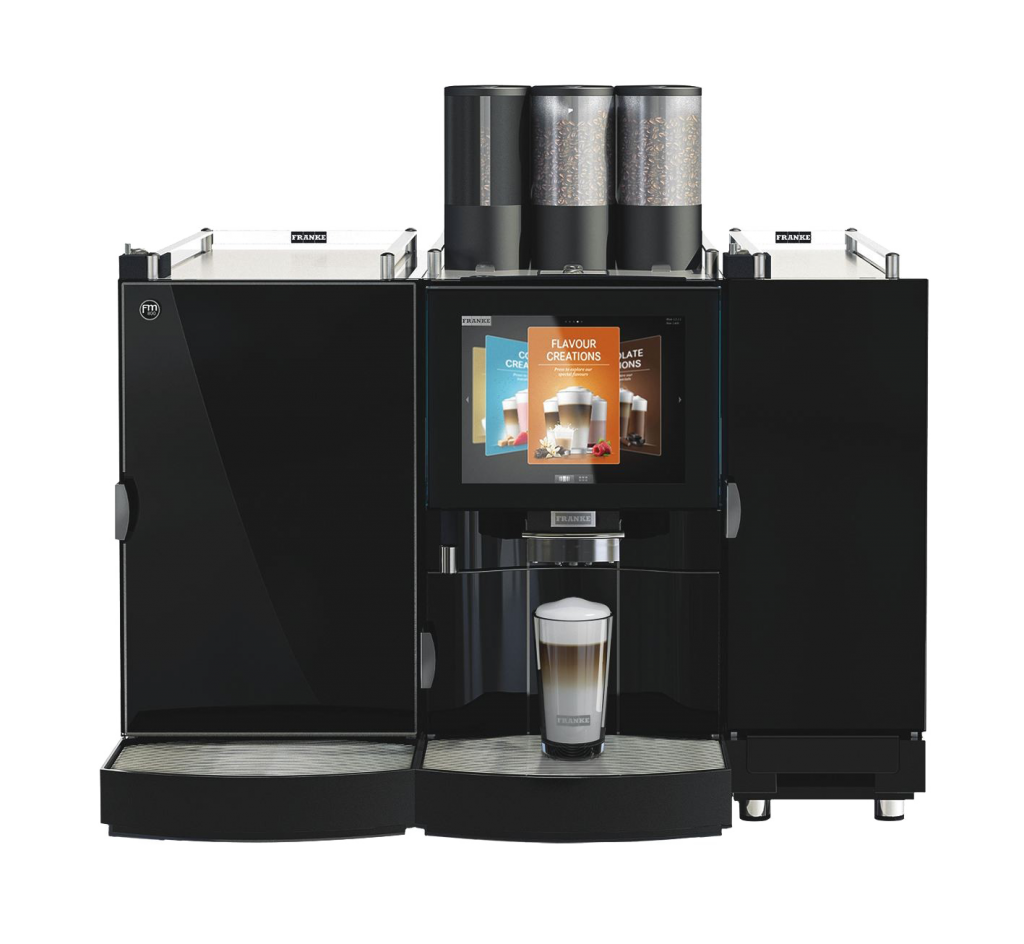 Best Commercial Coffee Maker Can Make Best Coffee : Franke Best ...