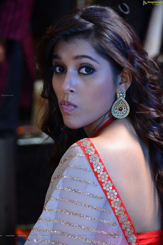 HD Photos - Beautiful Rashmi Gautam in Saree - Image 2