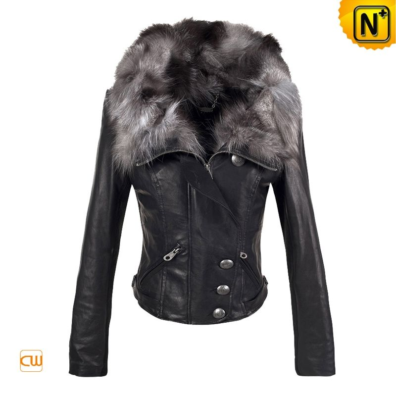Collection Jacket With Fur Pictures - Reikian