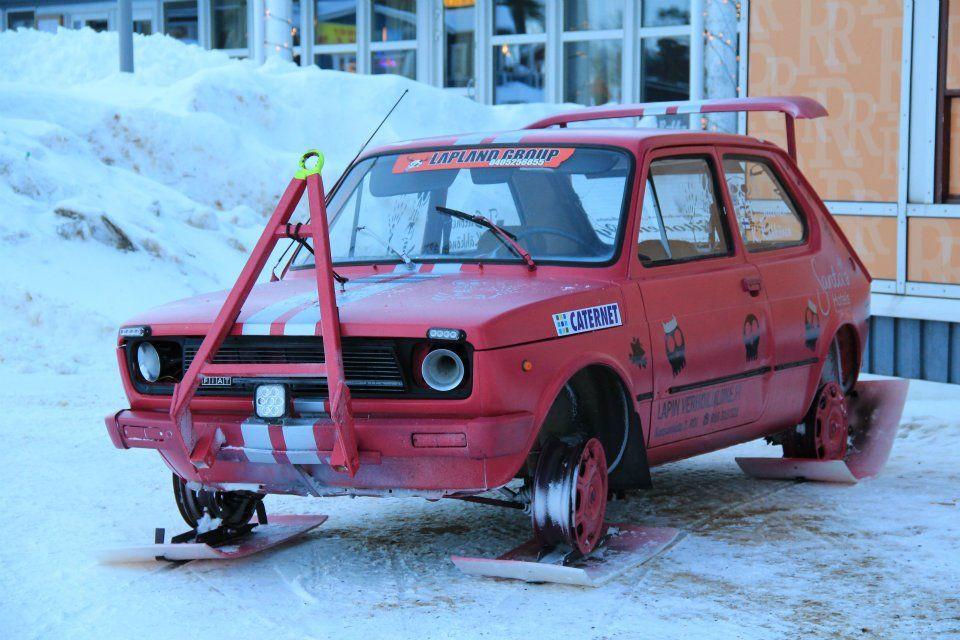 Saariselkä - Talvi 2011