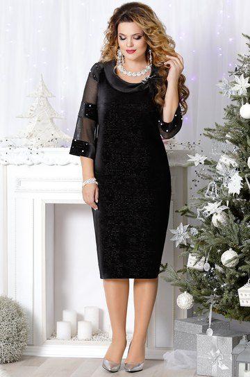 Модель 4519 черный Mira Fashion