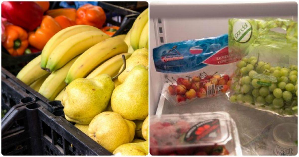 18 prácticos consejos para conservar frescas las frutas y verduras. ¡No me imaginaba el #5!