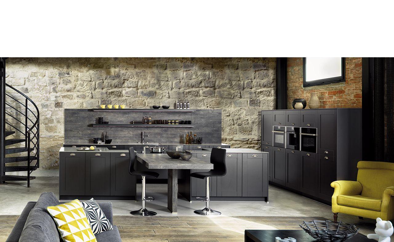 Cuisine Design - Melamine - Frame 2