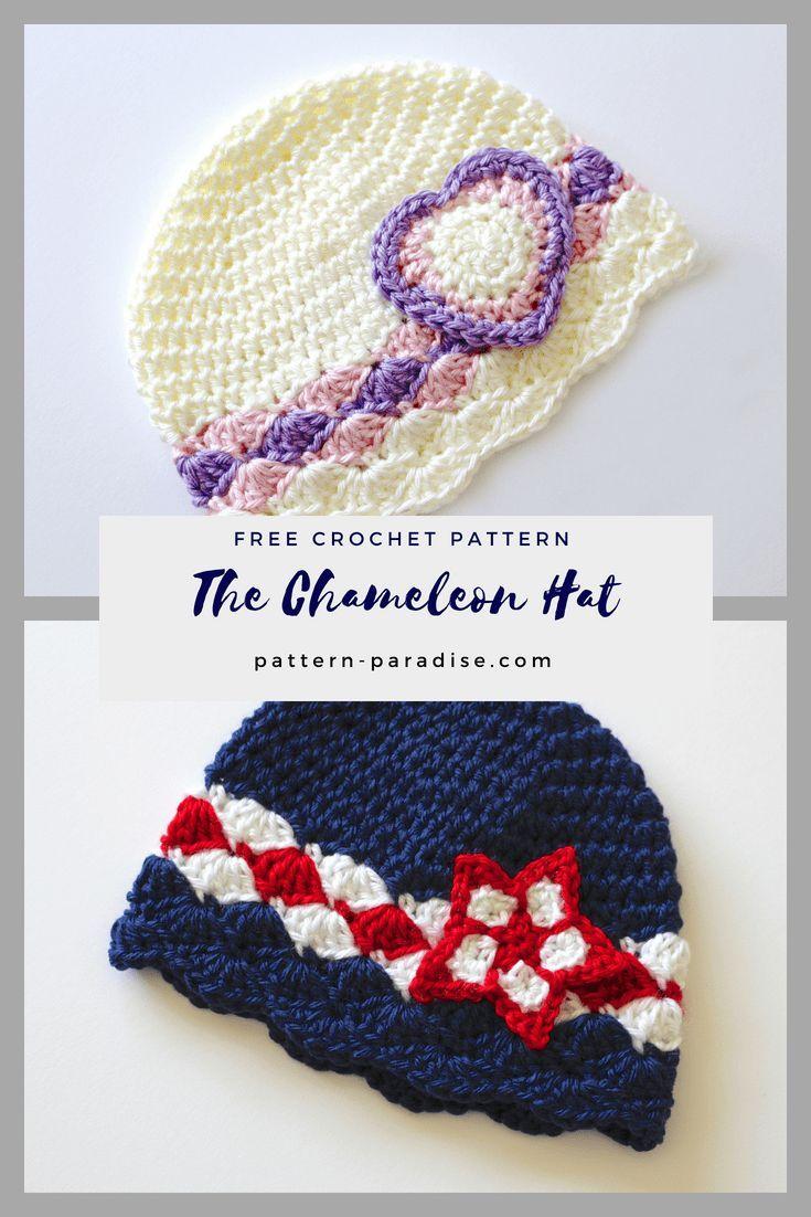 FREE Crochet Pattern - Valentine\'s Love & Olympic Spirit | Top ...