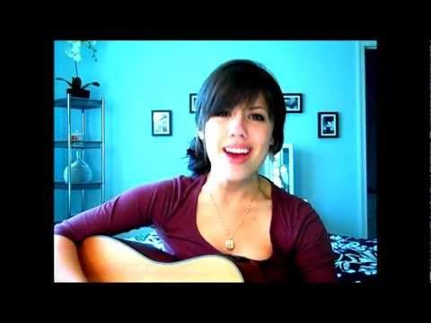 My daughter Rachel singing Edge of Glory by Lady Gaga  Check it out