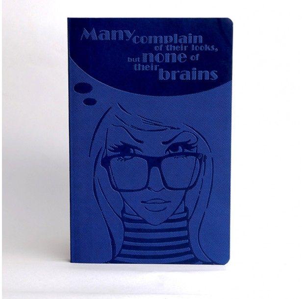 Attitude - Blue Diary