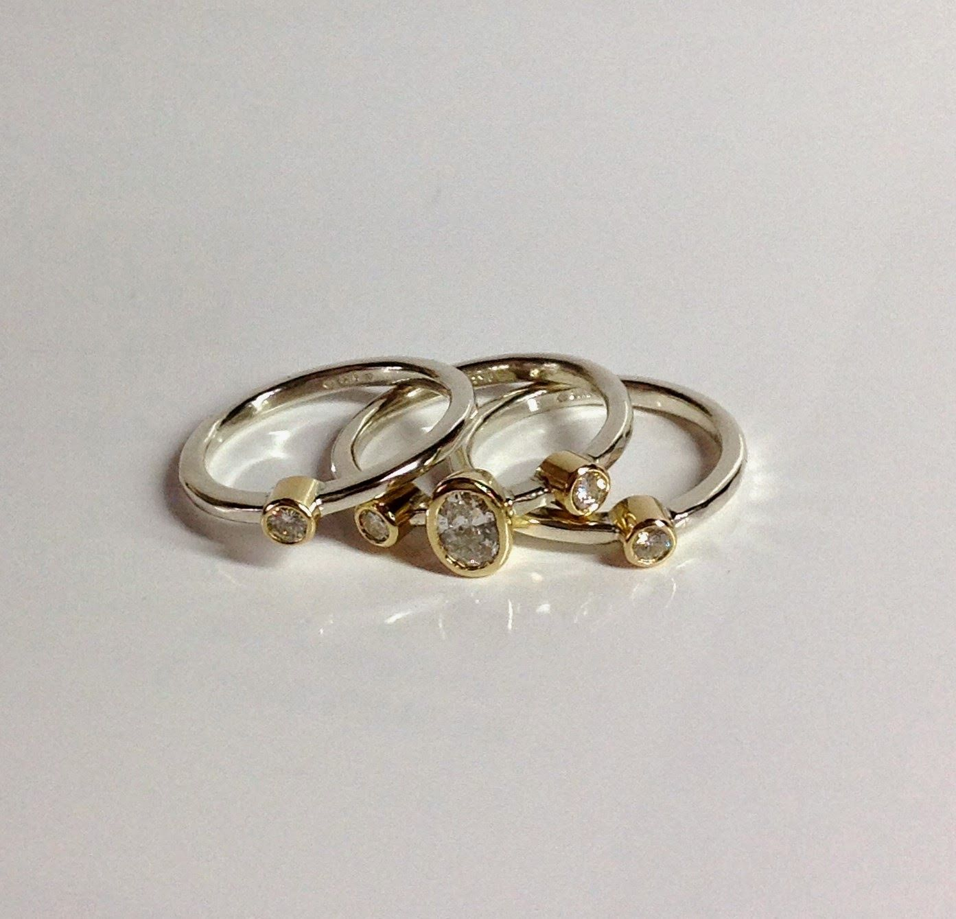 Sophie Honeybourne Jewellery: Humble Apologies but a whole lot of rings!