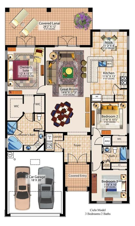 Bingo The Right Floor Plan For Our Future Home House