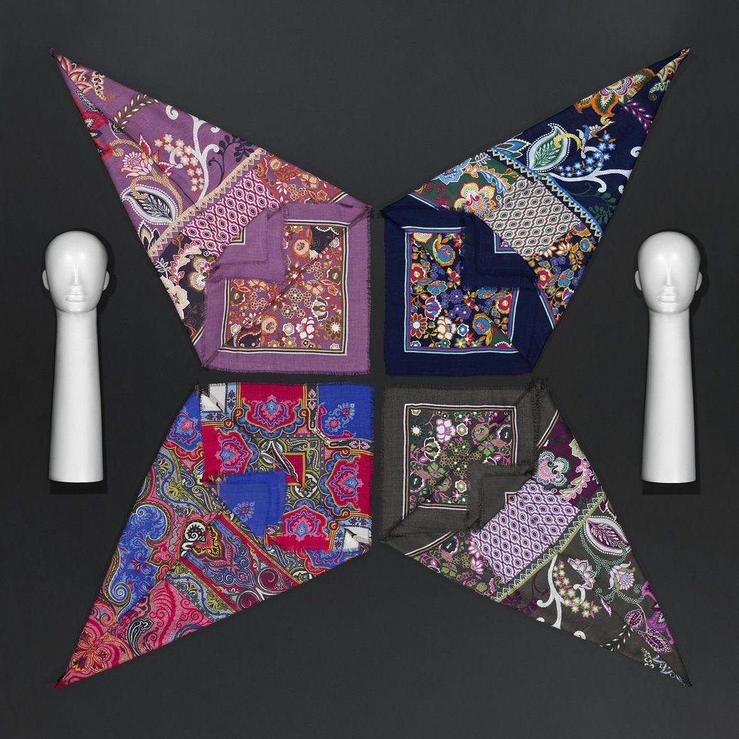 foulards Alfredo Pria