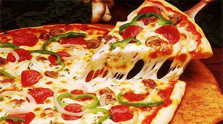Pizza Zayıflatır mı Demeyin Bu Tarifi Dene ve Gör!