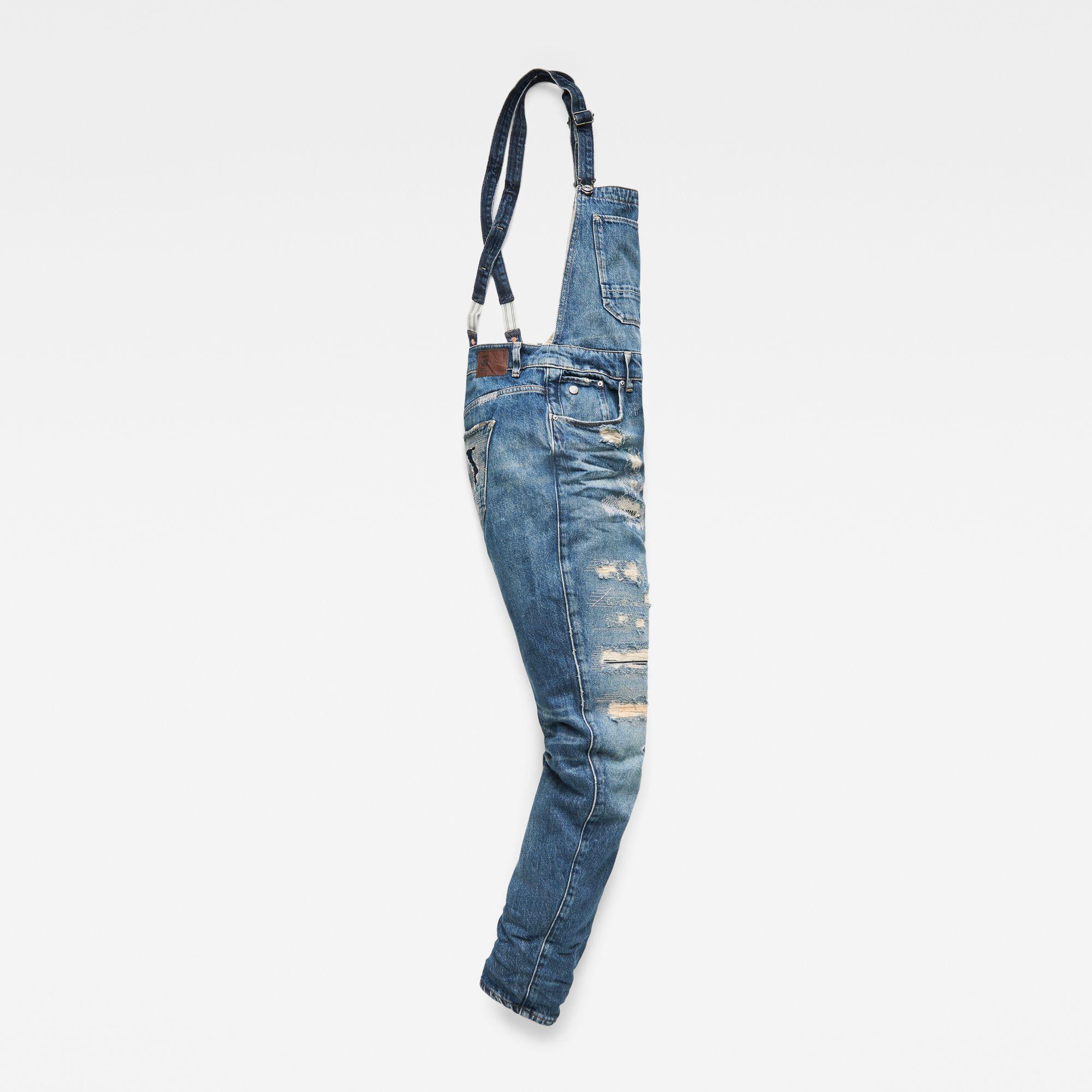 Arc 3D Mid waist Boyfriend GS-Restored Overalls G-Star