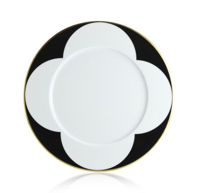 My China Ca'd'oro Breakfast Plate by Sieger | Michael C. Fina