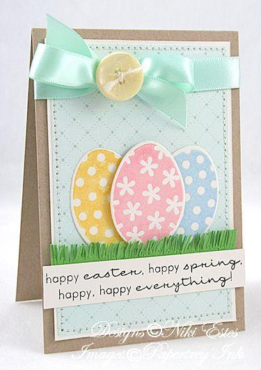 Egg Hunt With Images Diy Easter Cards Easter Cards Handmade