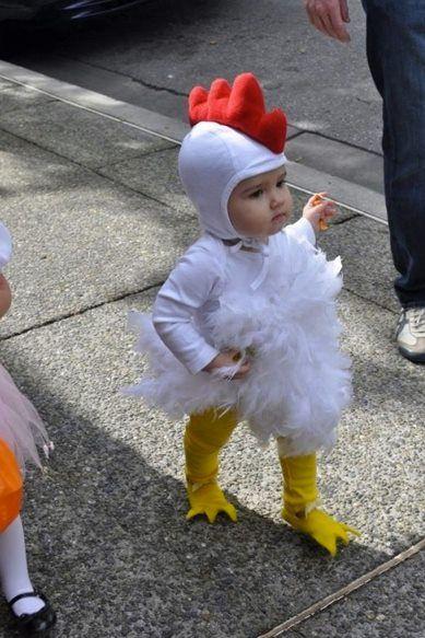 baby chicken! hhhahaha