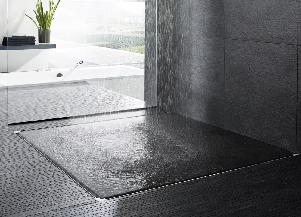 Slim And Modern Shower Drain Systems For The Minimalist In You ...