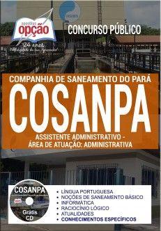 Apostila Cosanpa Assistente Administrativo Pdf Download