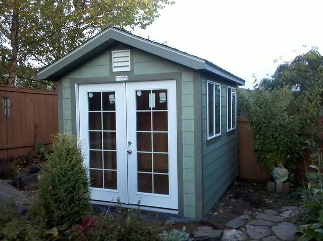 8 X10 Premier Pro Ranch By Tuff Shed Storage Buildings Garages Via Flickr Tuff Shed Small Shed Plans Backyard Sheds