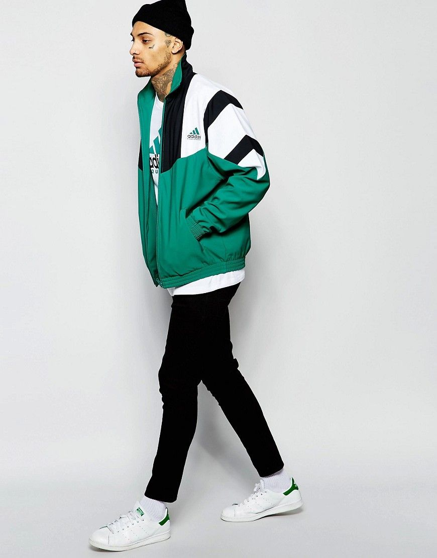 adidas EQT Track Jacket (via Kicks