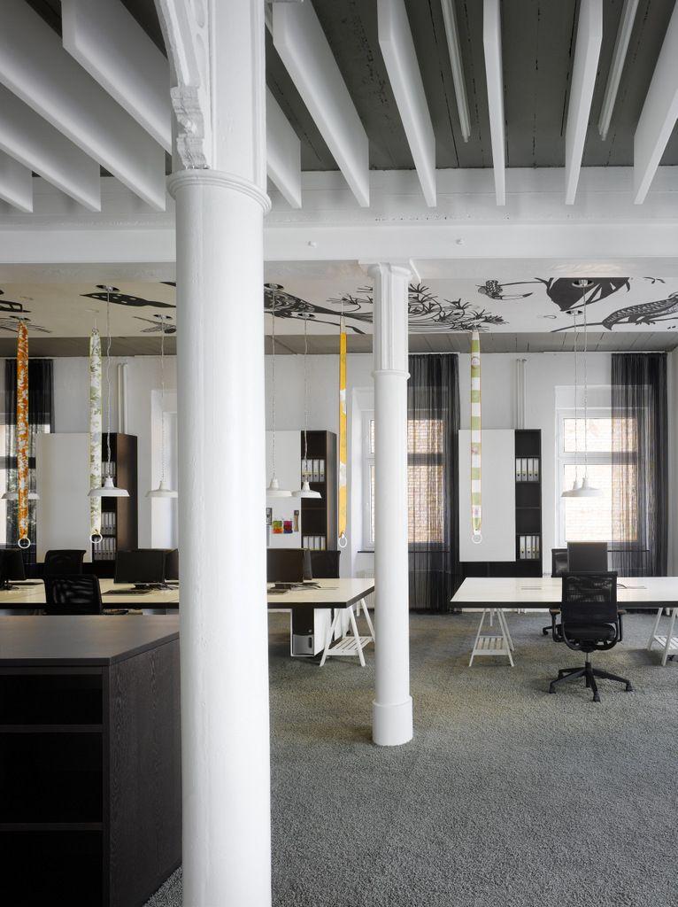 Ippolito Fleitz studio ippolito fleitz office workspace