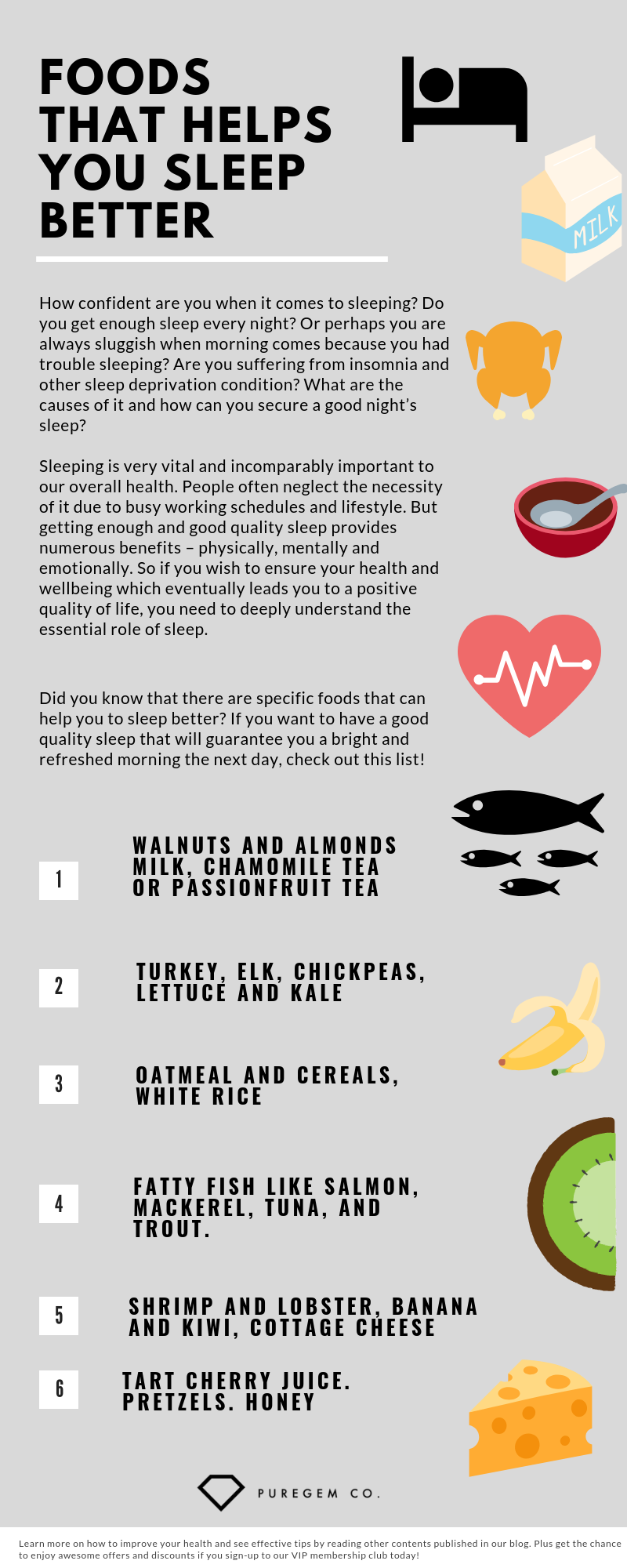 5 Things You Need To Know About Sleep Healthy Lifestyle