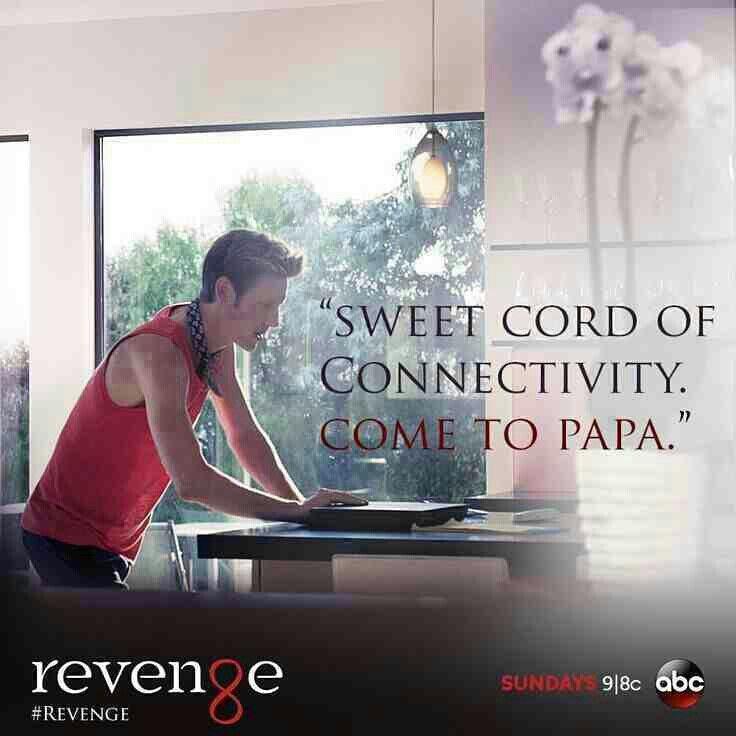Revenge - Nolan