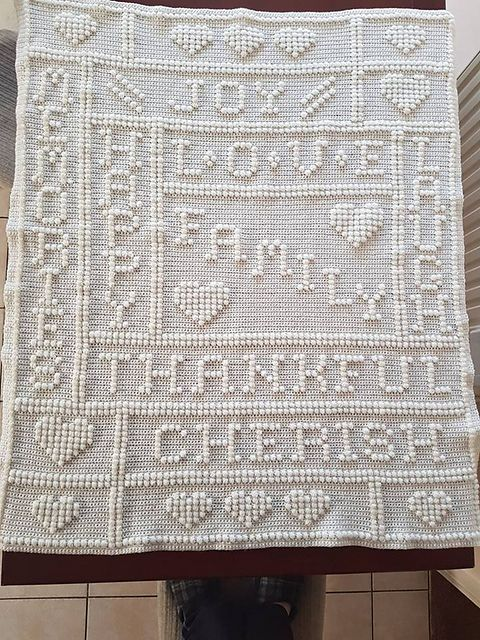 163 Cherish family pattern by Nancy Liggins | crochet | Pinterest ...